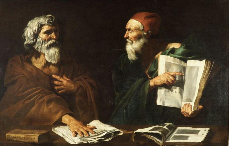 La dispute des philosophes