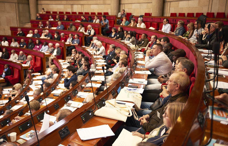Convention Citoyenne pour le Climat.