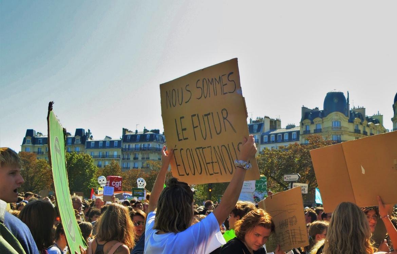 Marche pour le climat du 20 septembre 2019.