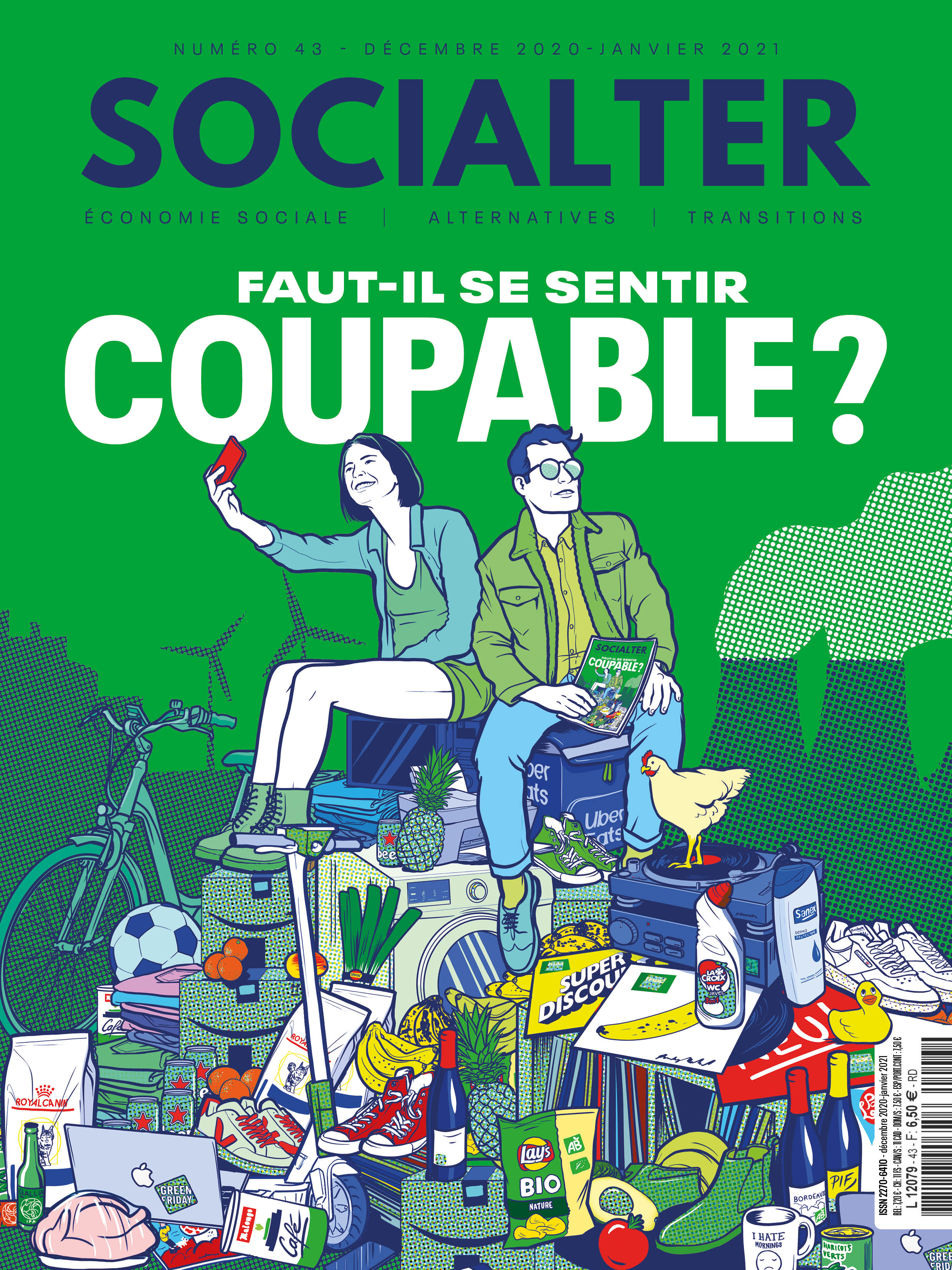 Faut-il se sentir coupable ?