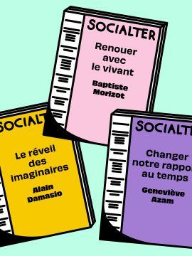 PACK 3 HORS-SÉRIES SOCIALTER